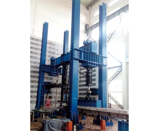 PLS-1000多通电液伺服疲劳试验机