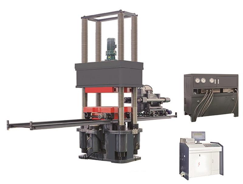YAW-/5000J10000J电液伺服液压压剪试验机