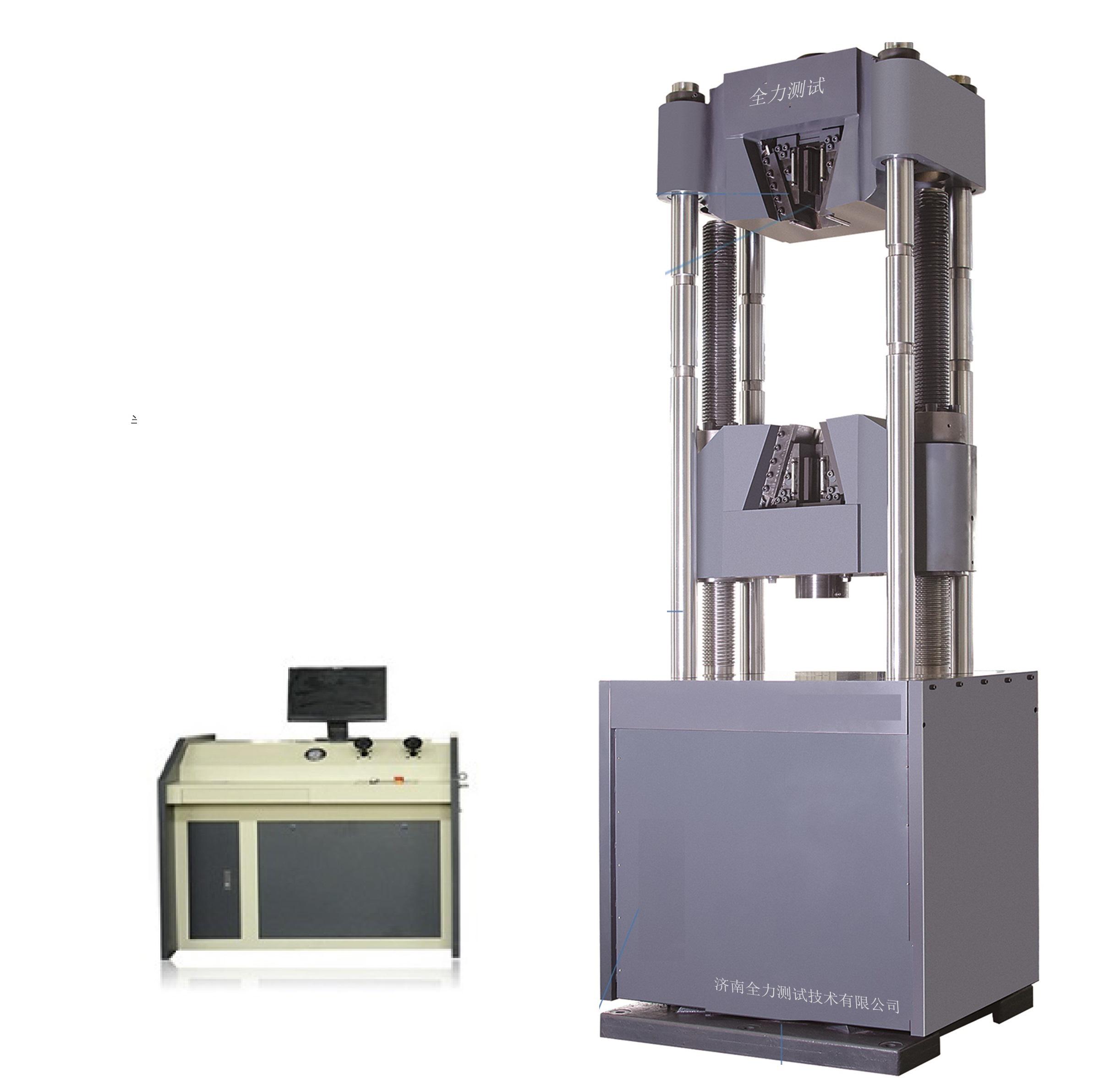 WEW-2000D/3000D微机屏显式液压万能试验机