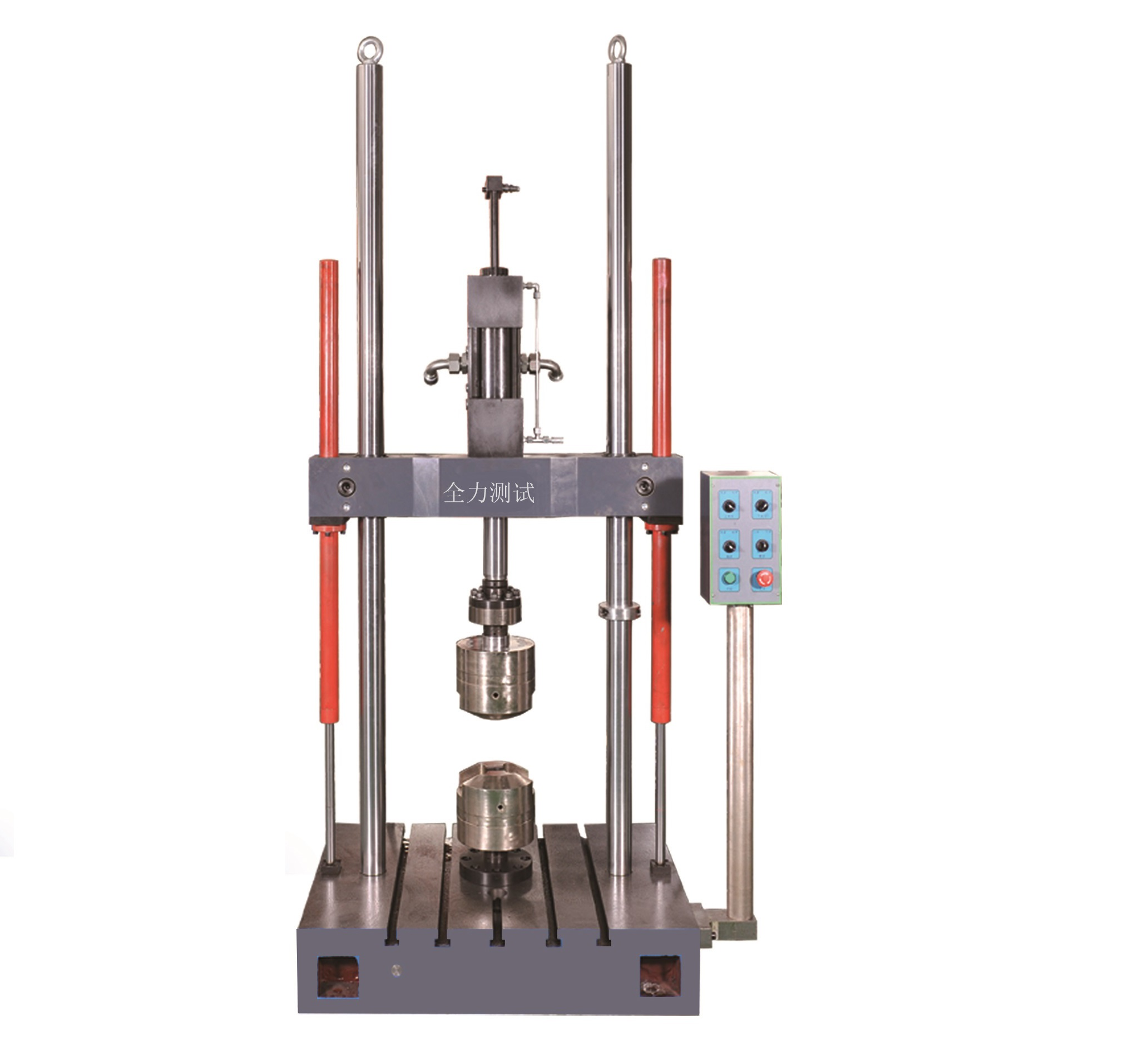 PWS-50电液伺服动静万能试验机