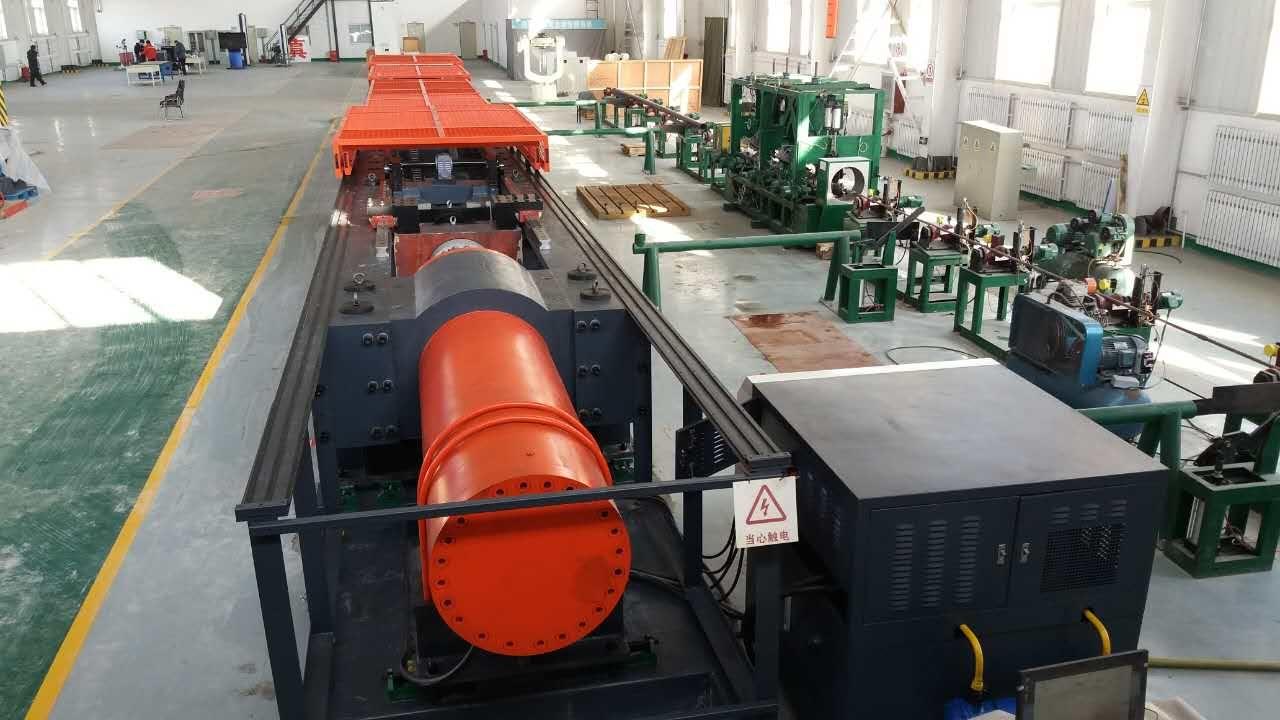 LW-5000微机控制卧式拉力试验机
