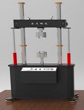 微机控制电液伺服阀杆快速弯曲试验系统