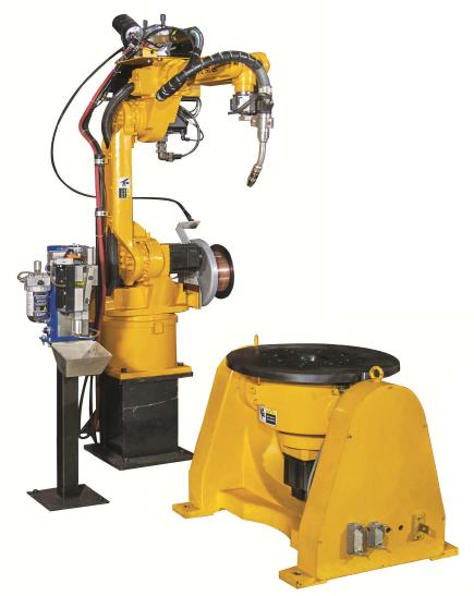 机器人焊接系统